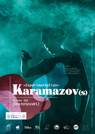 EXPÉRIMENTATION KARAMAZOV(S) – work in progress de la saison 1